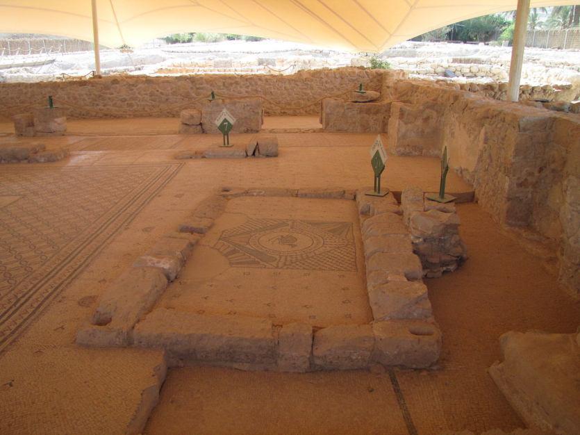בית הכנסת העתיק כין גדי. צילום: Ziko van Dijk / CC BY-SA 3.0