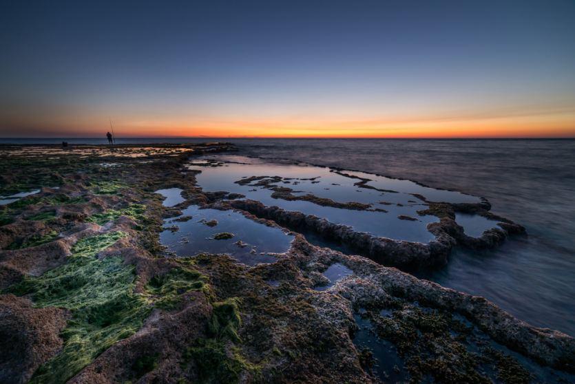 הלגונות של חוף אכזיב. צילום: shutterstock
