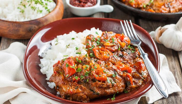קציצות עם אורז של פותנה ג'אבר – בטעם של בית