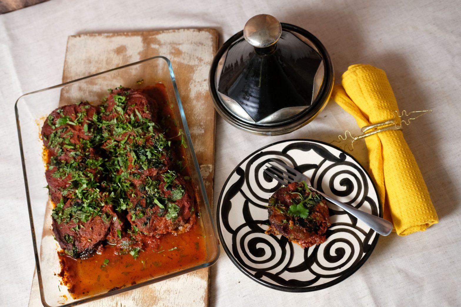 מוסקה של חגית אלקבץ עם ג'קי אזולאי – אל תפספסו את הטעם הנפלא