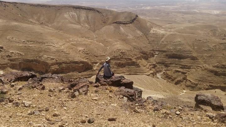 טיול לשבת: קסם המדבר ובריכה מרעננת בנחל קינה