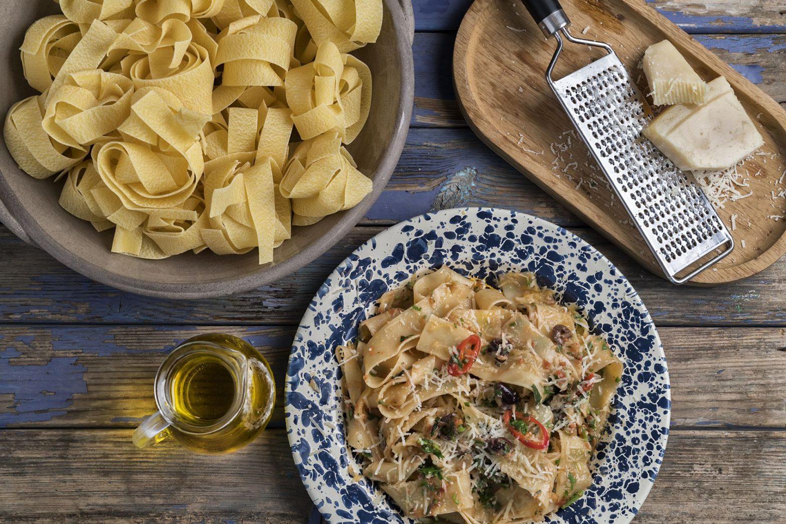 """טועמים איטליה, מתוך """"פשוט לבשל עם אבי ביטון"""""""