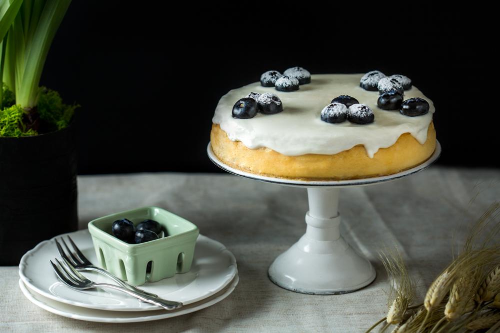 עוגת גבינה ניו יורק צ'יז קייק של מיקי שמו