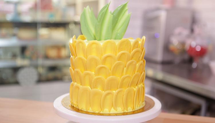 עוגת אננס של איה תמם