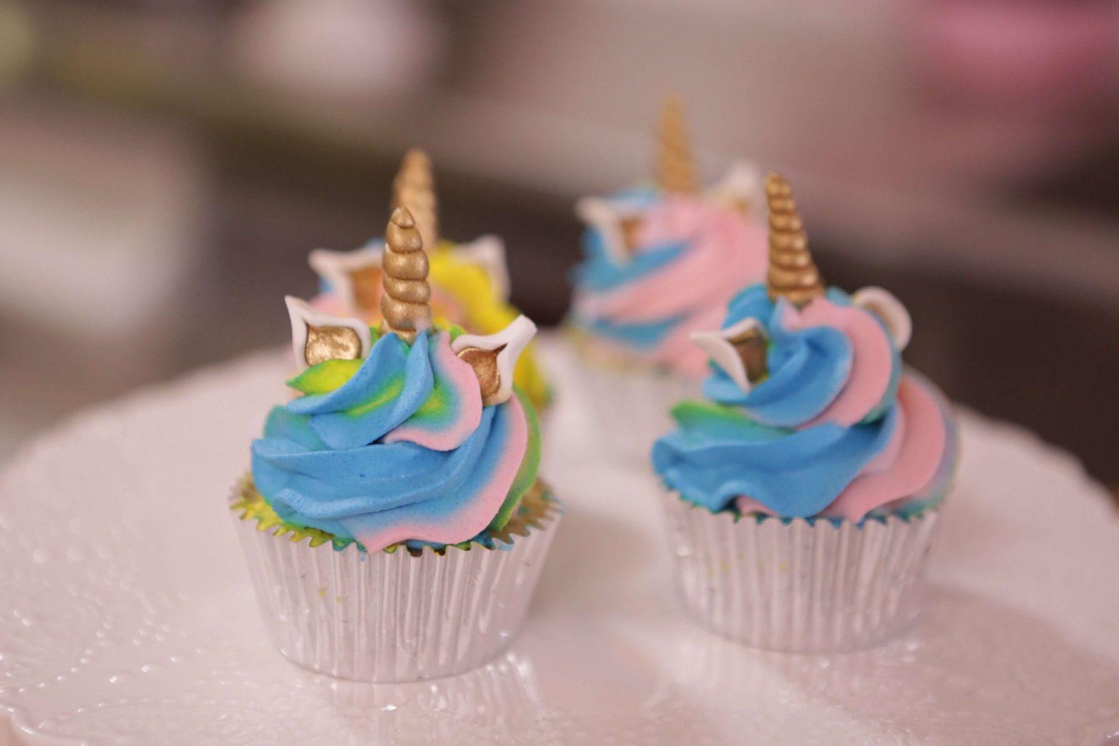 מעוצבות פרק 1: טרנד עוגות חד הקרן