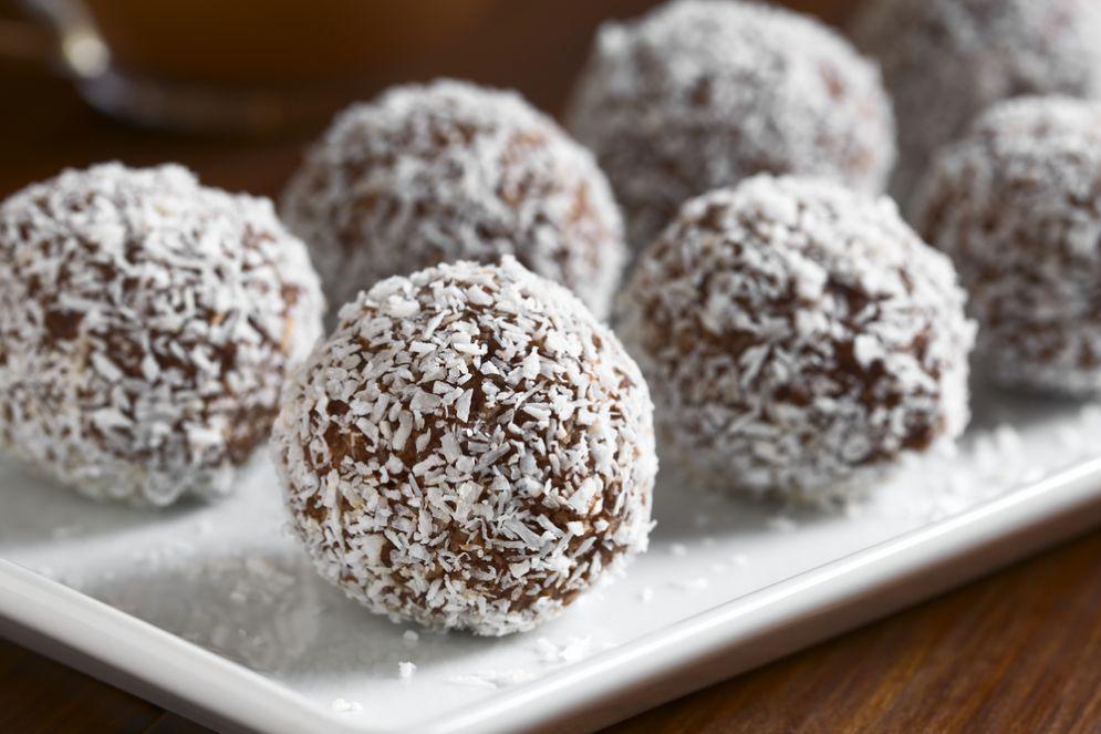 טראפלס שוקולד של איילת הירשמן עם טוויסט לחג – קינוח לראש השנה