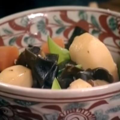 היישר מיפן: תבשיל ירקות יפני
