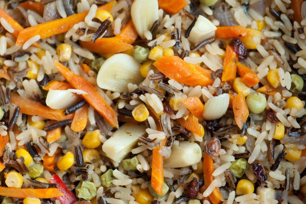 אורז מטוגן בסגנון סיני של רועי סופר