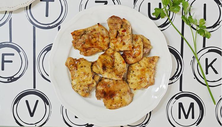 פרגיות בתנור של אפרת סיאצ'י