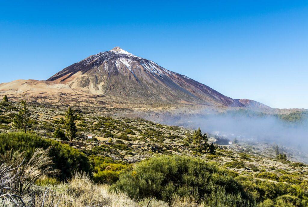 הר הגעש טיידה, טנריף
