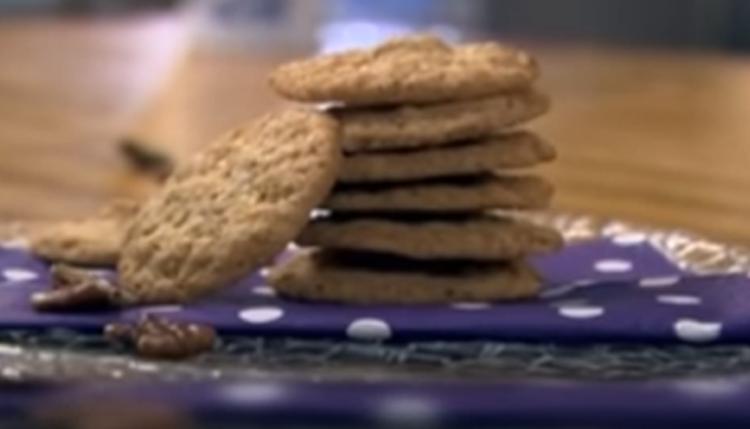 עוגיות גזר, שיבולת שועל וקינמון של מיקי שמו