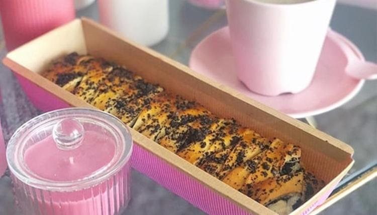 עוגת שמרים עם מלית גבינת מסקרפונה ושוקולד צ'יפס של אור שפיץ