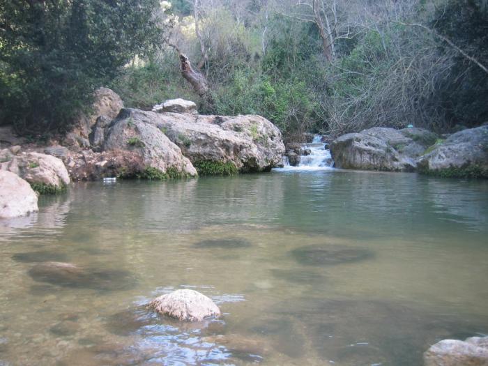 טיול לשבת – נחל כזיב: מסלול מים משובח בגליל המערבי