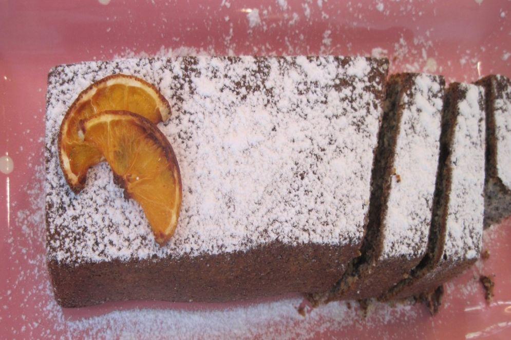 עוגת פרג ותפוזים של מירי מתוקה ארזי